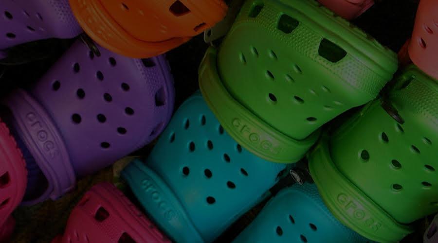 Promoção Família Crocs